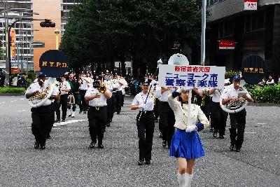 ニューヨーク市警察音楽隊